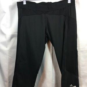 Adidas Stella McCartney workout pants Size M Black